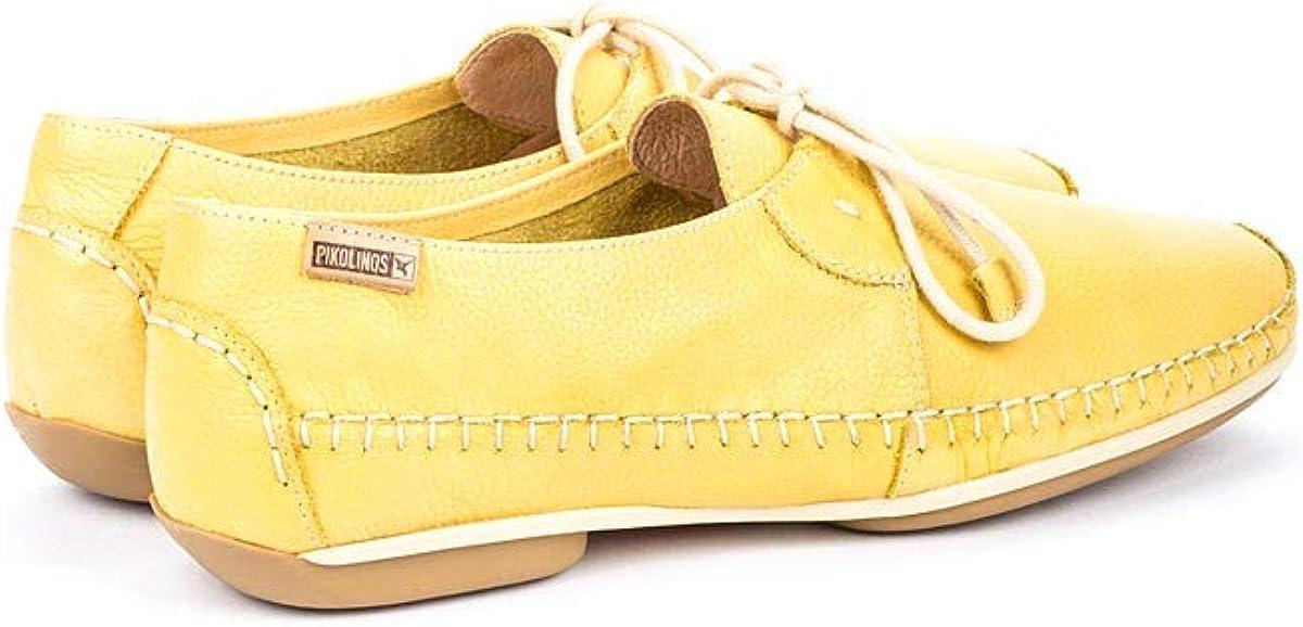 Pikolinos Chaussures Plates en Cuir Roma W1R