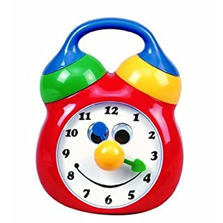 Tolo Toys Tick Tock Musical Clock Model: T89225, Toys & Games for Kids & Child