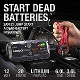 NOCO Boost Sport 12V UltraSafe Lithium Jump Starter for Gasoline Engines