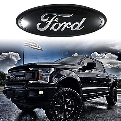 9inch Ford Emblem, F150 Emblem Ford Front Grille Tailgate Emblem Oval 9