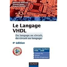 LANGAGE VHDL (LE) 4E ÉDITION