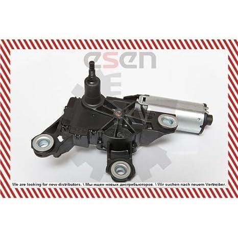 NUEVO Nm de Alemania Borrador del Motor Motor de limpiaparabrisas (- 19skv007: Amazon.es: Coche y moto