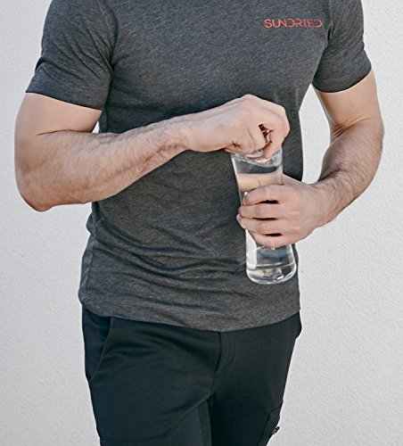 Sports Sund ried Water Bottle for Outdoor leak proof,... Fitness /& Gym