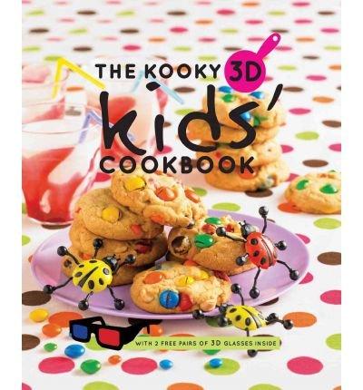 [(The Kooky 3D Kids' Cookbook )] [Author: Hardie Grant Books] [Oct-2011]