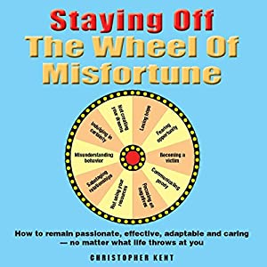 Staying off the Wheel of Misfortune Audiobook