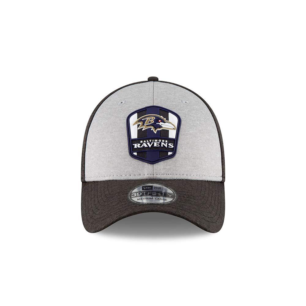 Sideline Away Baltimore Ravens New Era 39Thirty Cap Weitere