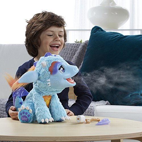 furreal friends dragon instructions
