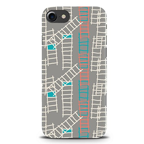 Koveru Back Cover Case for Apple iPhone 7 - Ladders