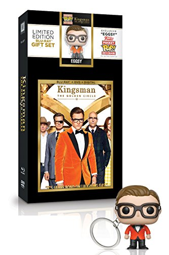 Twentieth Century Fox Kingsman: The Golden Circle (Limited Edition Blu-ray Gift Set) (Blu-ray + DVD + (Century Gold Music Box)