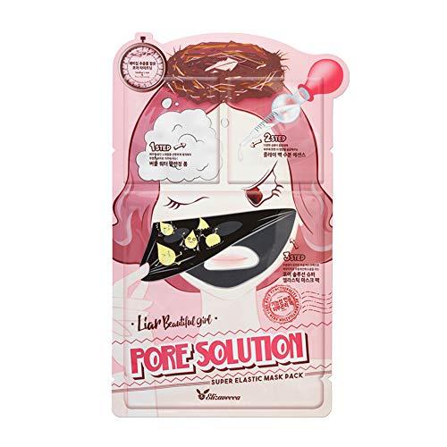 Elizavecca 3step Pore Solution Super Elastic Mask pack