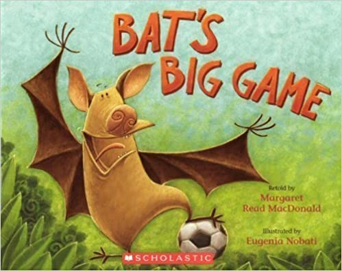 Bat Books for Speech Therapy