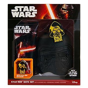 Grosvenor - Toallas de baño de aseo de Star Wars (Darth Vader o Kylo Ren): Amazon.es: Juguetes y juegos