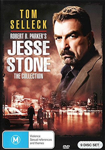 Jesse Stone - The Complete Collection Stone Cold / Night Passage / Death In Paradise / Sea Change / Thin Ice / No Remorse / Innocents Lost / Benefit Of The Doubt / Lost In Paradise (Death In Paradise The Wrong Man Cast)