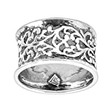 Silpada 'Ethereal' Filigree Ring in Sterling Silver