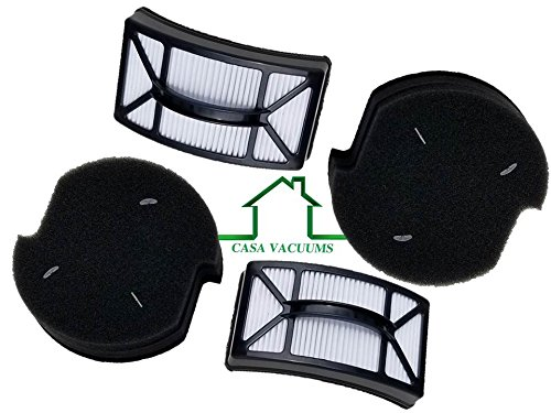 2 Pack Bissell Powerlifter Pet Filter Kit. Includes 2 Washab