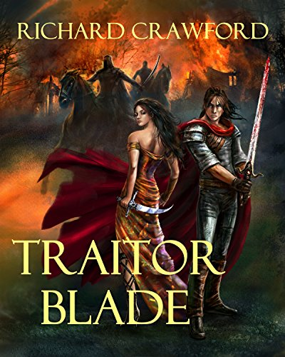 Traitor Blade Books Richard Crawford ebook