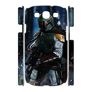 TOSOUL Star Wars Soldier Customized Hard 3D Case For Samsung Galaxy S3 I9300