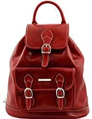 Tuscany Leather Singapore Leather - Backpack Leather Backpacks