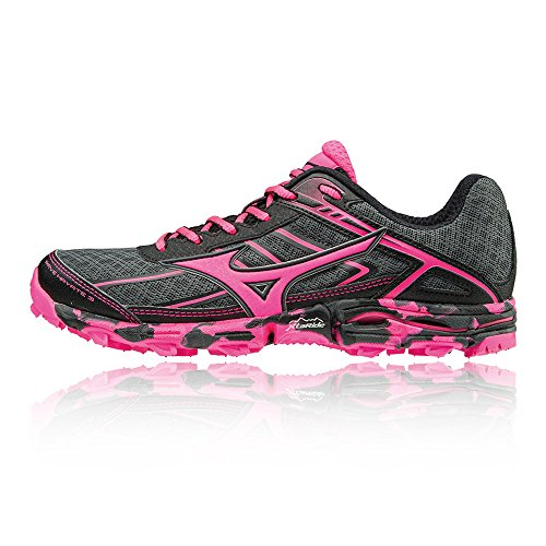 W Black Women's Running Shoes Wave Mizuno Hayate twSHqa