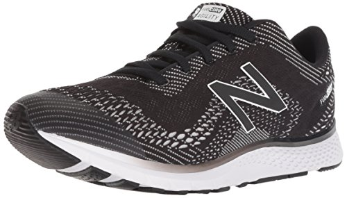 New Balance Women's FuelCore Agility v2 Cross Trainer, Black, 7 B US