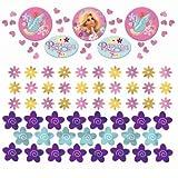 Disney Tangled Value Confetti (Multi-colored) Party Accessory