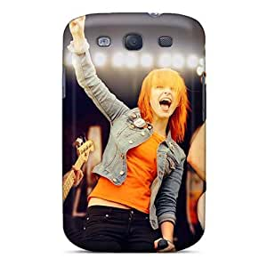 High Quality Hard Phone Covers For Samsung Galaxy S3 (vGk8645cOWl) Allow Personal Design HD Red Hot Chili Peppers Pattern