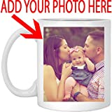 Personalized Coffee Mug for Father Day Add Your Photo/Logo to Customize Deal (Small Image)