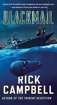 Blackmail Novel Rick Campbell ebook product image