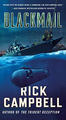 Blackmail: A Novel - Coming Oil Crisis