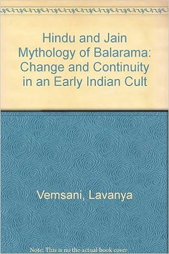 Hindu And Jain Mythology Of Balarama: Change And Continuity In An Early Indian Cult por Lavanya Vemsani epub