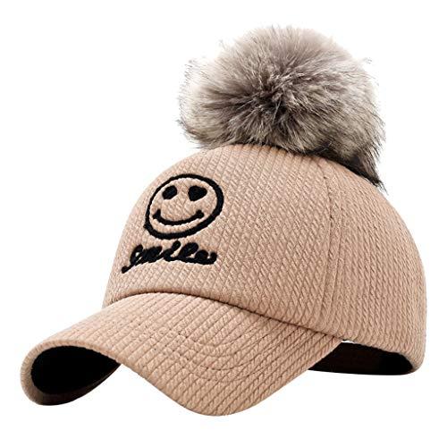 Womens Cotton Baseball Cap Trapper Winter Hunting Warm Ear W