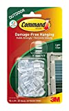 Best 3M Christmas Decorations - Command Outdoor Light Clips, 16-Clip, 2-PACK Review