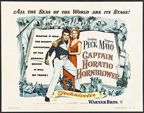 Captain Horatio Hornblower Poster