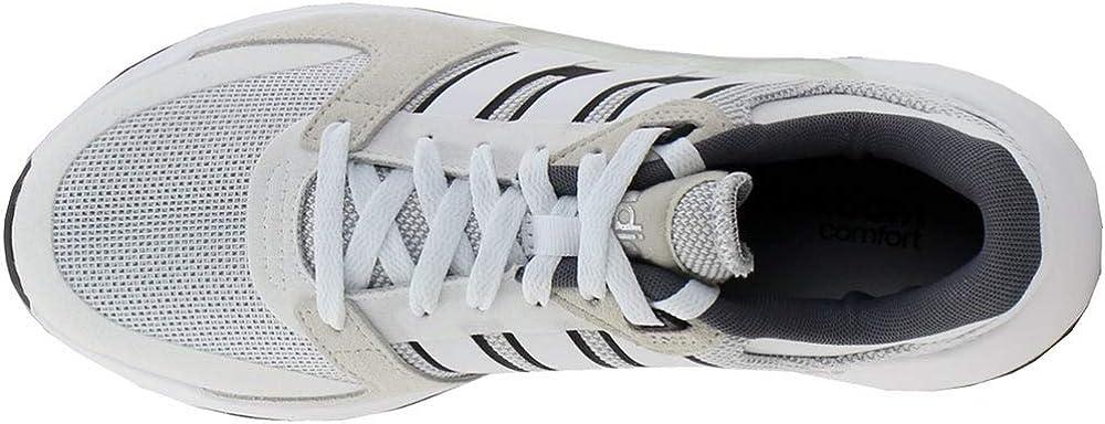 Adidas Run90s Chaussures de course pour homme Blanc Nuage Blanc Brut