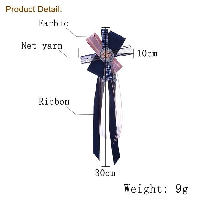 Neckchiefs Corbata de los Hombres de múltiples Capas de la Flor ...