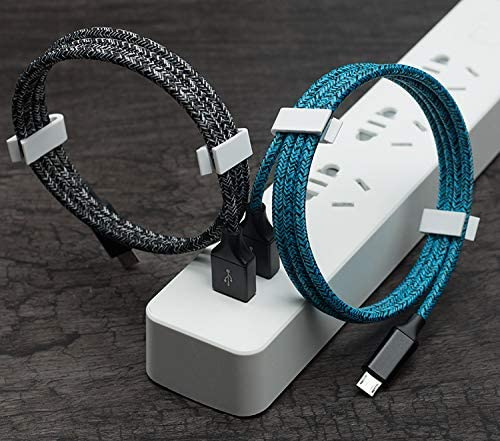PRO OTG Cable Works for NIU Niutek 4.5D Right Angle Cable Connects You to Any Compatible USB Device with MicroUSB Cable!