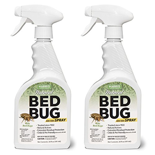 Harris Natural Bed Bug Killer Spray
