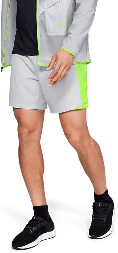 Qualifier Speedpocket 5 Under Armour UNDKU Pantalones Cortos Hombre