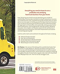 How To Start a Home-based Food Truck Business (Home-Based Business Series) by Globe Pequot Press