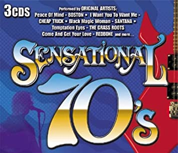 Various Artists - Sensational 70's - Amazon.com Music