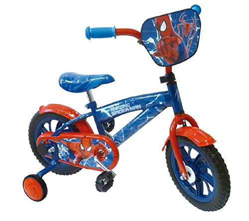 D ARPEJE Spider-Man - Bicicleta 12 pulgadas + Patinete 3 ...