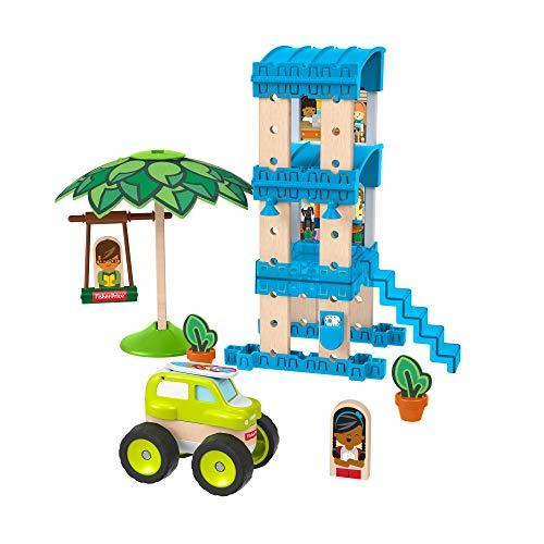Fisher-Price Wonder Makers Design System Beach Bungalow Now $9.87 (Was $24.99)