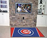 Chicago Cubs Area Rug - MLB Large Accent Floor Mat