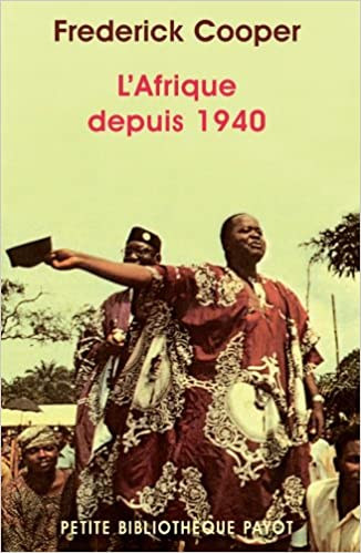Lire en ligne L'Afrique depuis 1940 pdf ebook
