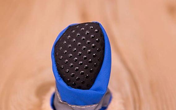 Amazon.com : Puppy Waterproof Rain Boots, A Set of 4 Pet Boots, Waterproof Soft Cloth Dog Shoes (XXS, Yellow) : Pet Supplies