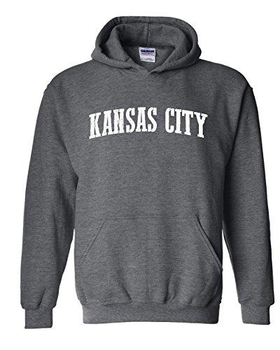 NIB Kansas City MO Missouri Flag Jefferson Kansas Map Tigers Home University Of Unisex Hoodies - Mo City Kansas Shopping