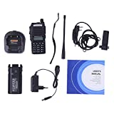 Radtel Radio Baofeng UV-82 Walkie Talkie 136-174MHz