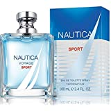 NAUTICA VOYAGE SPORT 3.4 oz / 100 ml EDT Men Cologne Spray