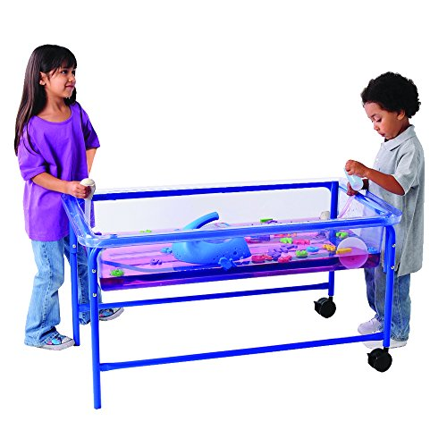Clear View Sand and Water Table and Top by Constructive Playthings