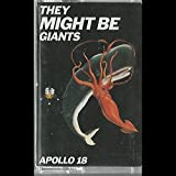 They Might Be Giants: Apollo 18 Cassette NM Canada Elektra 96 12574